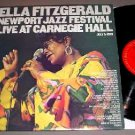 Ella Fitzgerald Live at Carnegie Hall