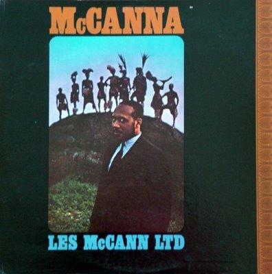 McCanna- Les McCann