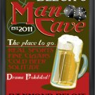 Man Cave Sign w/ free personalization-New Price!