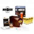 Mr. Beer Brewing Kit with Set of 4 Pub Glasses - Free personalization