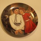 Knowles China Plate - ANNIE and Grace Collectors Plate  #F3677