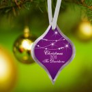 Christmas Ornament - 7 Designs to choose from -  Free Personalization