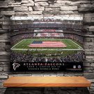 NFL Stadium Canvas Prints - Free Personalization