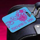 Bon Voyage Luggage Tags - Free Personalization