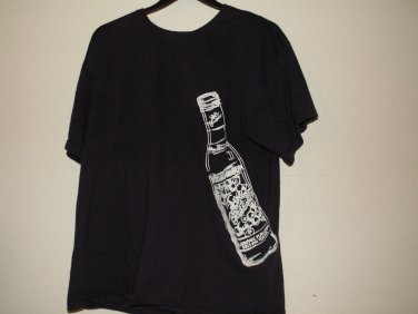 Stoli Blueberi Shirt Size XL - 100% Cotton