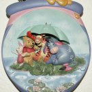 Winnie the Pooh Plate - Pooh's Hunnypot Adventures -