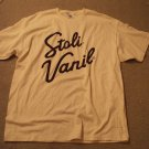 Stoli Vanil Beer Shirt - Size Adult XL