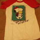 Snoopy Shirt  - 1X