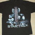 Star Trek Original/NG Final Frontier saying Shirt Size-L