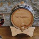 Wine Barrel - 2 liter - Free Personalization