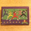 Mighty Morphing Power Rangers pin 1993