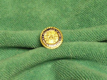 Masonic Pin Grand Lodge of Ohio - Blue - / Gold - 50 Years