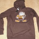 Browns Elf Sweatshirt and Hoodie Size Large