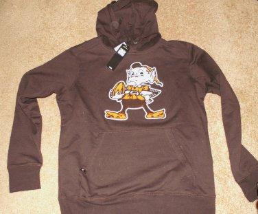 Browns Elf Sweatshirt and Hoodie Size Large