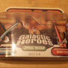 Galactic Heroes Anakin Skywalker and Count Dooku Action Figures Never opened