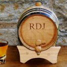 Whiskey Barrel - 2 liter Oak Barrel - Free Personalization
