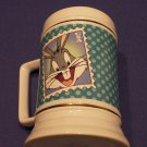 Bugs Bunny Stamp 28oz. Gold Banded Stein