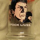 1984 Spock Lives Drinking Glass - Taco Bell