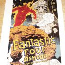 Fantastic Four Ashcan 1994 Printed in Canada