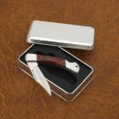 Yukon Lock-Back Knife in Tin Case - Free Engraving