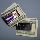NFL Money Clip - Available in All 32 Teams - Free Personalization