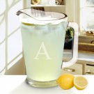 Your Favorite Beverage 60 oz. Glass Pitcher - Free Personalization