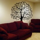 Wall Decal 6 FT. BIG TREE Deco Art Sticker Mural