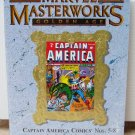Marvel Masterworks Golden Age CAPTAIN AMERICA Vol.2 VARIANT