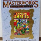 Marvel Masterworks Golden Age CAPTAIN AMERICA Vol.3 VARIANT