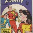 Golden Age Marvel Family #16 Captain Marvel Mary Marvel vg+
