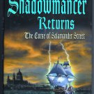 The Shadowmancer Returns The Curse of Salamander Street by G.P. Taylor