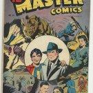 Golden Age Master Comics #53 Captain Marvel Jr. Bulletman Nyoka Radar