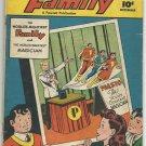 Golden Age Marvel Family #30 Captain Marvel Mary Marvel Captain Marvel, Jr.