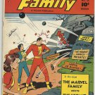 Golden Age Marvel Family #33 Captain Marvel Mary Marvel Captain Marvel, Jr.