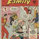 Golden Age Marvel Family #38 Captain Marvel Mary Marvel Captain Marvel, Jr.