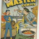 Golden Age Master Comics #73 Captain Marvel Jr. Bulletman Nyoka Radar File Copy