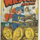 Golden Age Master Comics #77 Captain Marvel Jr. Bulletman Nyoka Radar