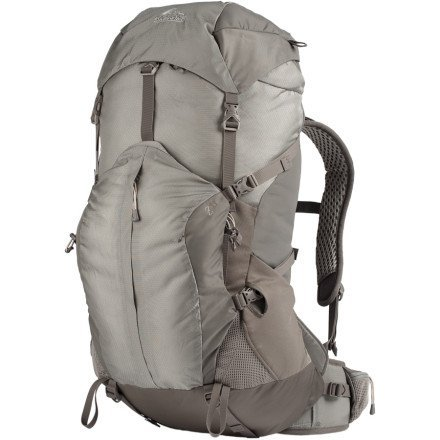 Gregory Z55 Backpack, Medium, Tin Roof Grey