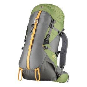 Mountain Hardwear Trad Backpack - Large, Grasshopper