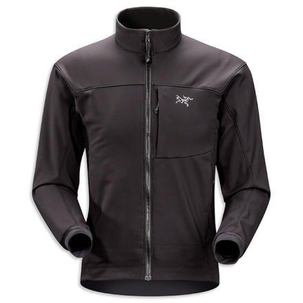 Arc'teryx Zeta Softshell Jacket - Men's XXL, Black