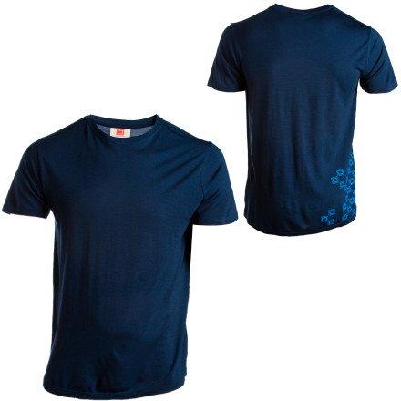 I/O Bio Merino Universal T-Shirt - Short-Sleeve - Men's XXL