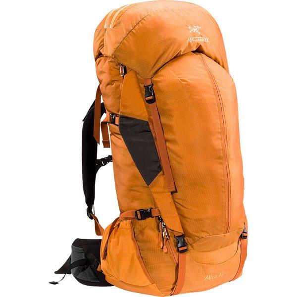 Arc'teryx Altra 65 Backpack - Men's Tall, Copper