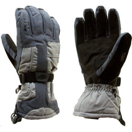Kombi iRip Glove Men's Medium - Grey/Light Grey