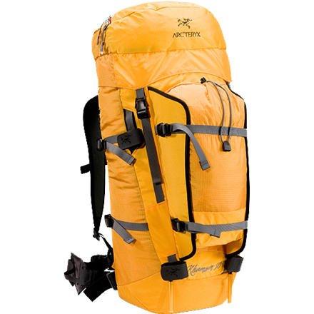 Arc'teryx Khamsin 50 Backpack - Tall, Gold