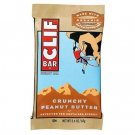Clif Bar Crunchy Peanut Butter Energy Bars - 12 Pack 28.8oz