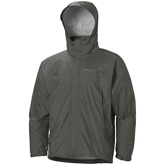 Marmot Precip Mens Jacket XL, Gargoyle