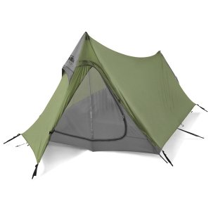 GoLite Shangri-La 1 Tent Bundle, Evergreen