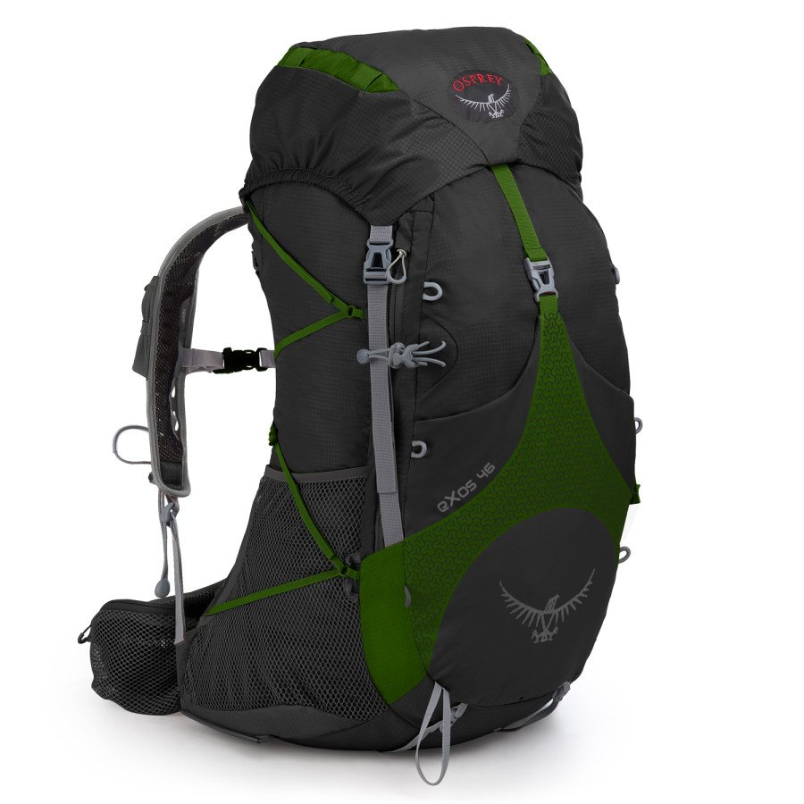 Osprey Exos 46 Backpack - Medium - Jungle Green