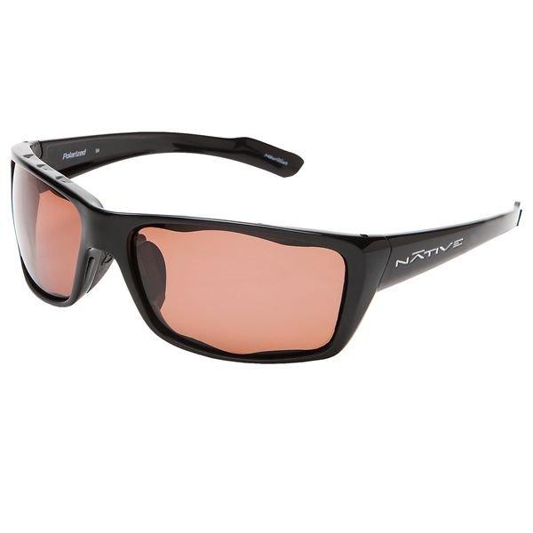 Native Eyewear Wazee Sunglasses - Iron/Copper