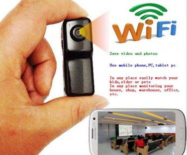 Android iPhone PC Mini Wifi IP Wireless Spy Surveillance Camera Cam